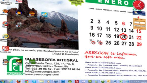 Fondo Enero 2012